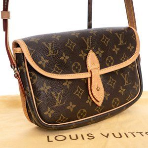 LOUIS VUITTON Crossbody PM Monogram Canvas